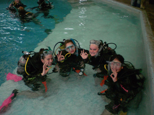 Discover Scuba Diving - Ready for the ocean