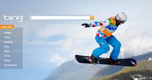 Bing Day 6 Olympics