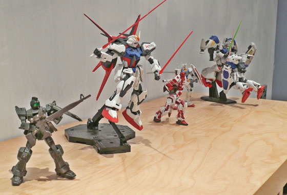 Gundam new home