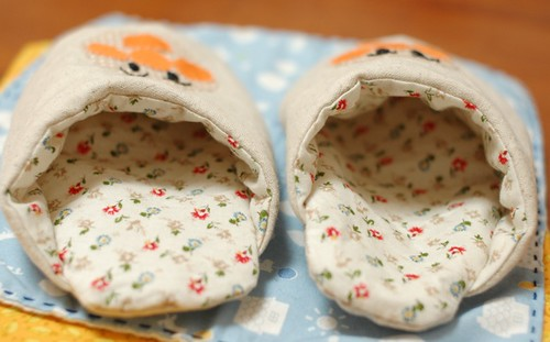 Anpanman slippers