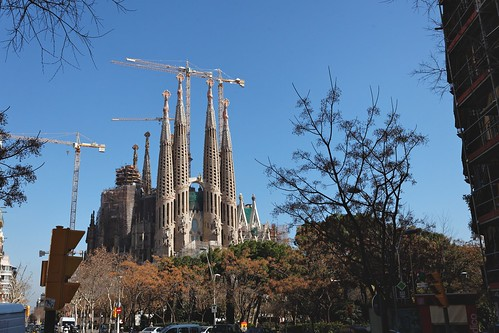 Sagrada Familia by rsepulveda.