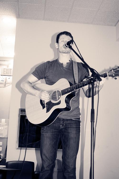 Beau Bristow split-tone