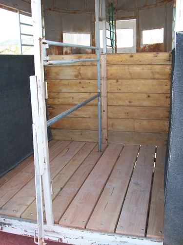 2 horse bumper pull trailer with new floor for sale Nevada