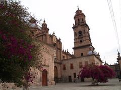 Catedral (aljuarez) Tags: méxico mexico morelia iglesia convento mexique michoacán cúpula