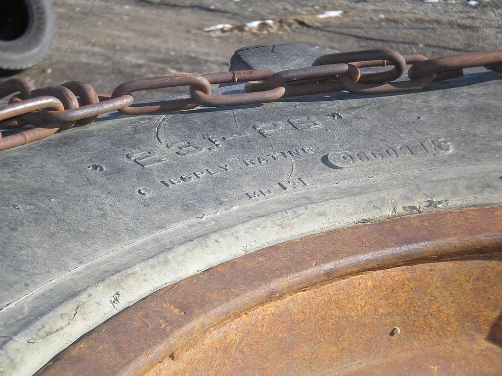 Tire arc