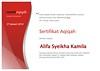 SA-Palembang-2010-01-Januari-Alifa Syeikha Kamila (RumahAqiqah) Tags: certificate 2010 palembang aqiqah zabiha sertifikat januari2010 rumahaqiqah certificateofaqiqah certificateofzabiha sertifikataqiqah