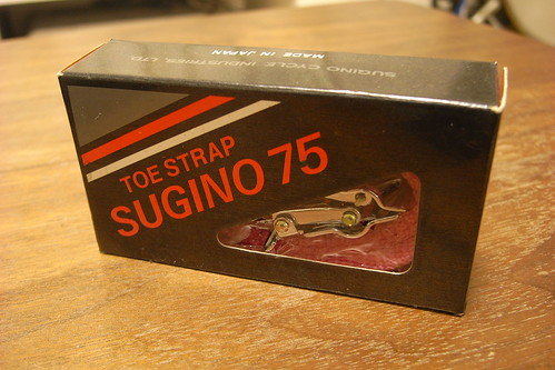 Sugino75 Toe Strap