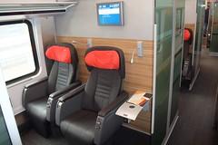 Premium Class ÖBB railjet