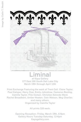 liminal showcard