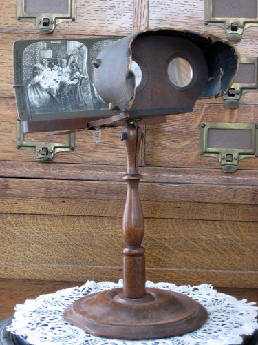 Tabletop Stereoscope