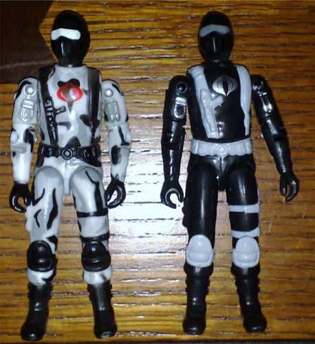 Cobra Invasor / Cobra Mortal