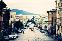 Powell Street, San Francisco (KimFearheiley) Tags: sanfrancisco powellstreet kimfearheileyphotography