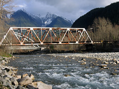 Skykomish River at Index (Mike Dole) Tags: cascades washingtonstate index skykomishriver
