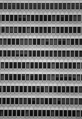 Pattern of Monotony (Trond Strmme) Tags: sanfrancisco windows bw building skyscraper blackwhite office pattern transamericapyramid monotony sigma100300f4exdghsm