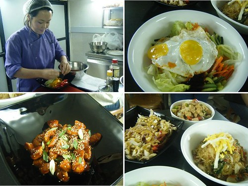 Korean Cooking Class