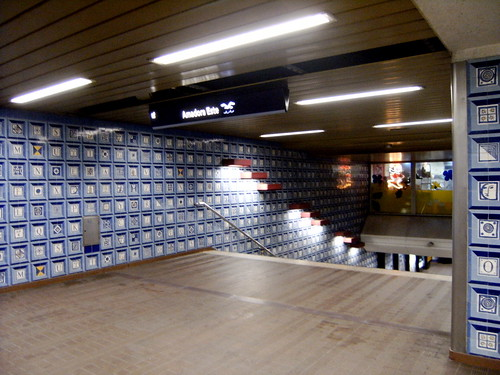 Metro de Lisboa: Estação Colégio Militar