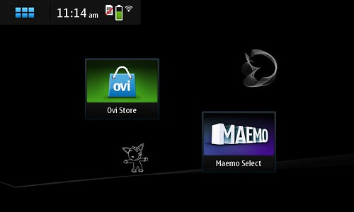 Ovi Store & Maemo Select