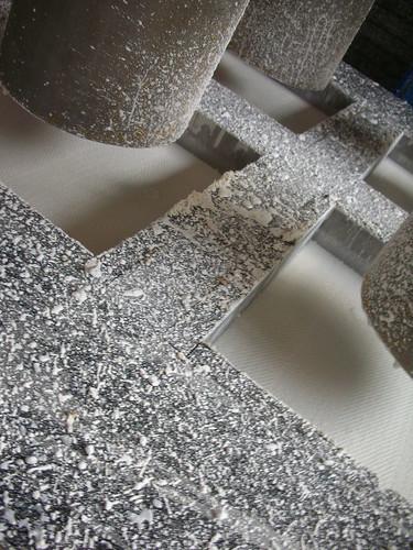 produzione mattonelle monostrato