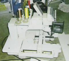 Toyota 820A Embroidery Machine, Bordadora (Embroidery Machines + Maquinas Bordadoras) Tags: stitches needles agujas bordado puntadas embroiery hatembroidery bordadoratoyota toyotaembroidery capembroidery tubularembroidery stitchesperminute