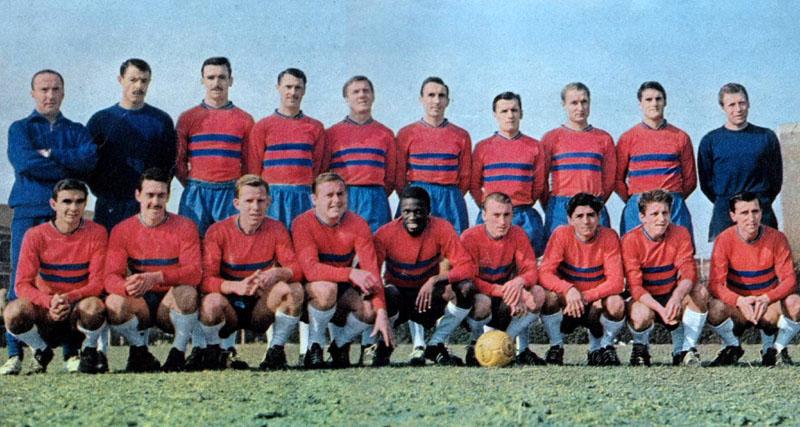 stade français 1961-62