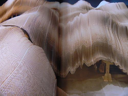 Un/Folded - Papier in Design, Kunst, Architektur und INdustri