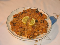 - Mussels with Rice (topsyntages.gr) Tags: cooking recipes mussels rise greekfood     sintagesnetsgr
