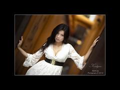Krislynn (Kelvin Lee Photography) Tags: lighting portrait fashion canon 1 model singapore shoot natural outdoor quay wear portraiture 5d casual mk clarke 135f2 krislynn