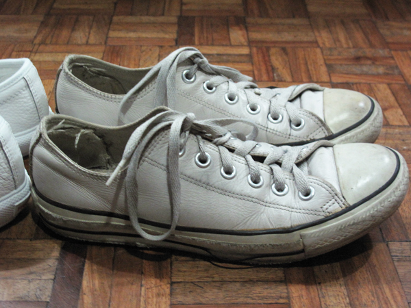 Fred Perry vs Converse sneaks 03
