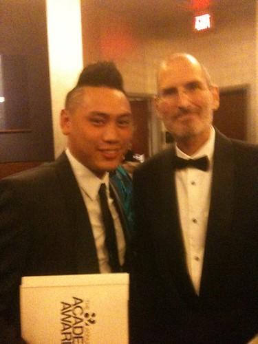 JonChu.SteveJobs.Oscars.2010