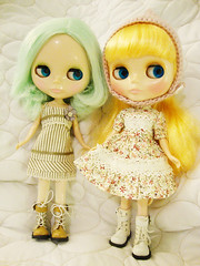 new dresses for March :)