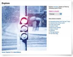 Front Page (Luis Hernandez - D2k6.es) Tags: snow flickr nieve explore frontpage portada explored fontpage onfrontpage