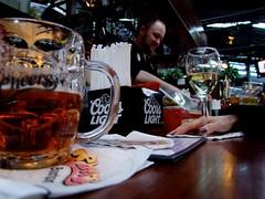 Cheers (The Bop) Tags: beer boston wine