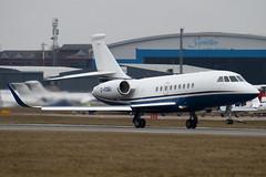 C-FDBJ - 145 - Private - Dassault Falcon 2000EX - Luton - 100309 - Steven Gray - IMG_8076