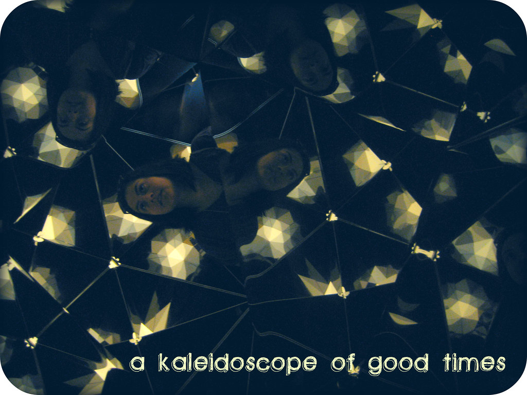 a kaleidoscope of good times