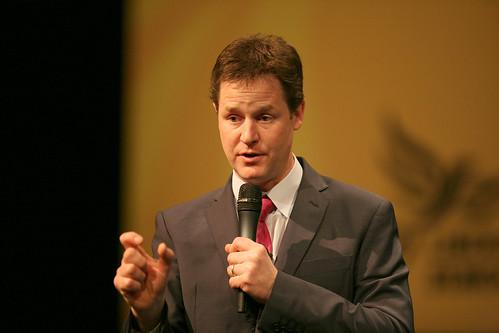Nick Clegg Q&A Lib Dem Spring Conference