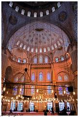 Blue mosque (Xiker H.) Tags: blue azul sony mosque 200 mezquita sultan alpha ahmed hdr hidalgo camii xiker
