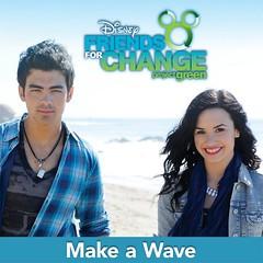 Make a Wave - Single Cover (Music.Love.Jonas ) Tags: photoshoot hq singlecover jonasbrothers joejonas demilovato friendsforchange makeawave