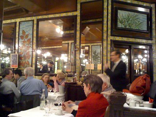 Brasserie Lipp, Interior
