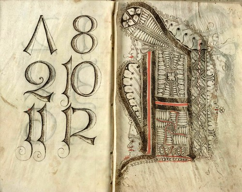 024-The Scribal Pattern Book of Gregorius Bock-1510-1517