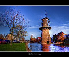 De Vrijheid (DolliaSH) Tags: city trip travel vacation holiday holland tourism windmill canon tour place wind nederland wideangle visit location tourist molino journey destination traveling visiting ultrawide 1022mm touring mulino schiedam windmolen zuidholland vindmlle windmhle windpomp canonefs1022mmf3545usm molinodeviento wiatrak moulinvent moulinavent tuulimylly 50d mulinoavento visitholland canoneos50d dollia dollias sheombar dolliash anmazingnetherlands
