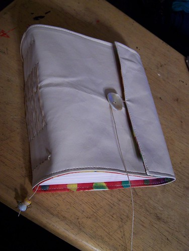 Soft Cover journal, 2010