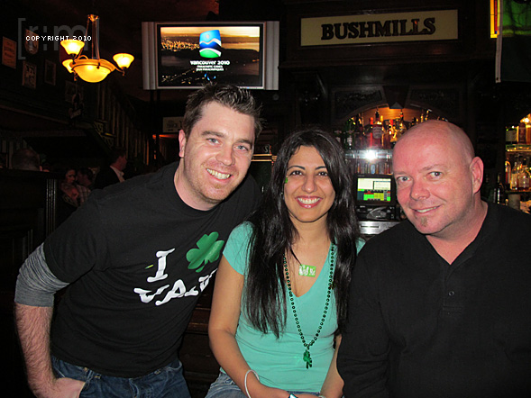 St Patrick's Day 2010