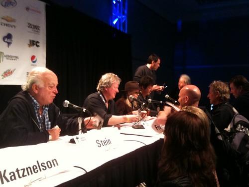 Sid Stein and Chris Frantz