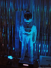 Jameson Cult Film Club Presents Moon - Sam Bell's space suit from Moon