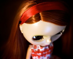 Red ribbon ...