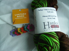 Hanks Yarn - February Club