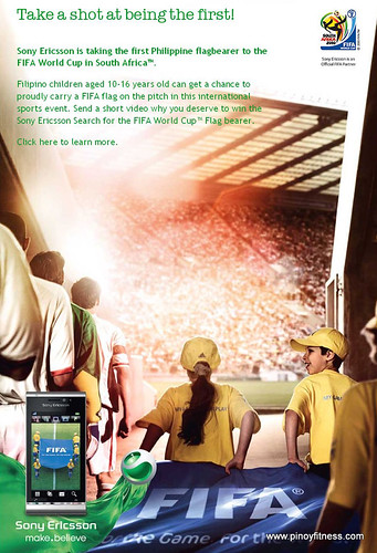 Sony Ericsson FIFA World Cup 2010