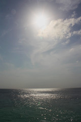 Sunny Skies @ Curaçao (LuckMaster) Tags: sea sun color colour reflection water netherlands colors dutch america blauw colours central zee curacao caribbean amerika curaçao zon centralamerica antilles netherlandsantilles kleur kleuren antillen nederlandse midden middenamerika caribisch