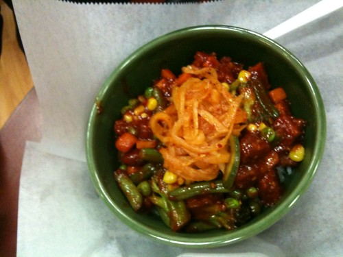 HOT Rice Bowl-Z Cafe