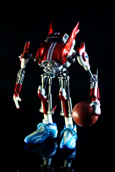 Bandai Bigfoot XLR (Basquash)
